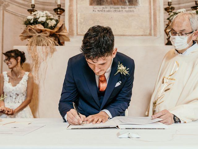 Il matrimonio di Andrea e Myriam a Erba, Como 263