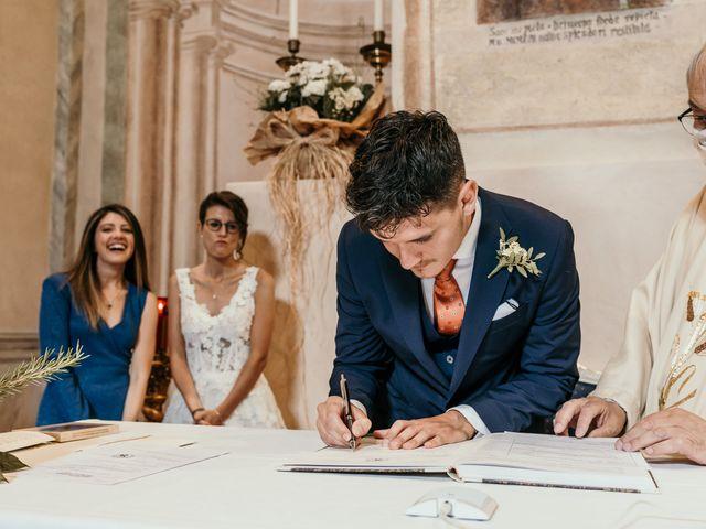 Il matrimonio di Andrea e Myriam a Erba, Como 264