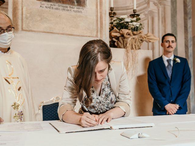 Il matrimonio di Andrea e Myriam a Erba, Como 265