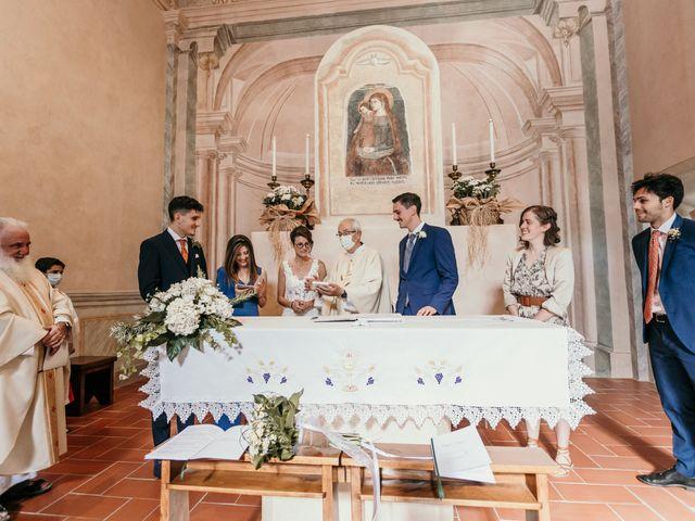 Il matrimonio di Andrea e Myriam a Erba, Como 269