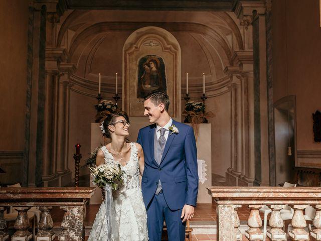 Il matrimonio di Andrea e Myriam a Erba, Como 270