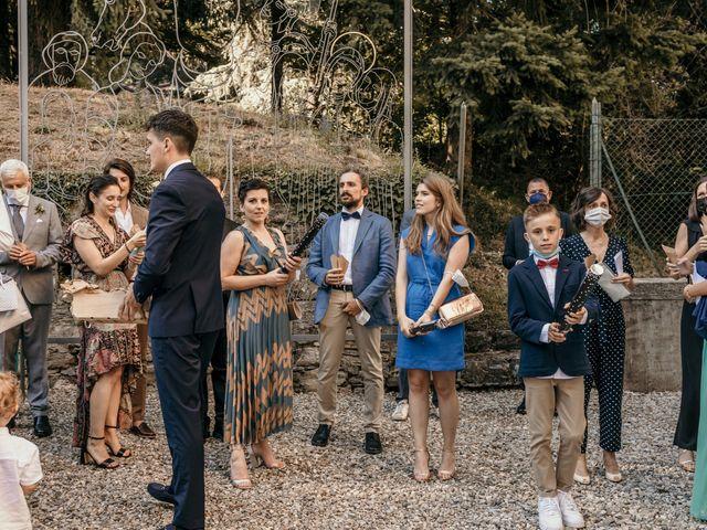 Il matrimonio di Andrea e Myriam a Erba, Como 273