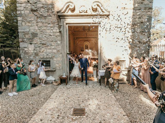 Il matrimonio di Andrea e Myriam a Erba, Como 277