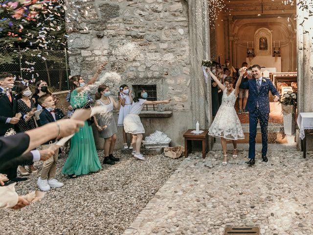 Il matrimonio di Andrea e Myriam a Erba, Como 278
