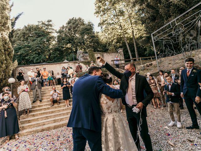 Il matrimonio di Andrea e Myriam a Erba, Como 283