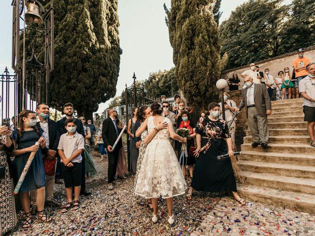 Il matrimonio di Andrea e Myriam a Erba, Como 285