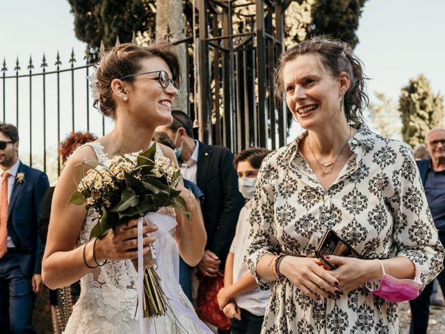 Il matrimonio di Andrea e Myriam a Erba, Como 286