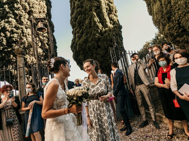 Il matrimonio di Andrea e Myriam a Erba, Como 287