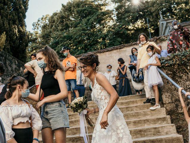 Il matrimonio di Andrea e Myriam a Erba, Como 290