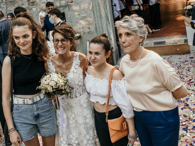 Il matrimonio di Andrea e Myriam a Erba, Como 291