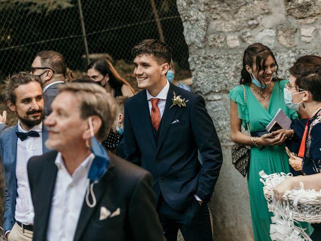 Il matrimonio di Andrea e Myriam a Erba, Como 293
