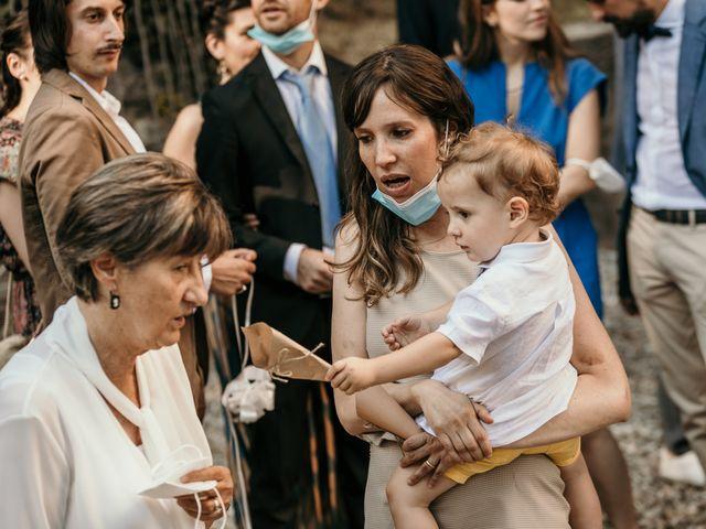 Il matrimonio di Andrea e Myriam a Erba, Como 296