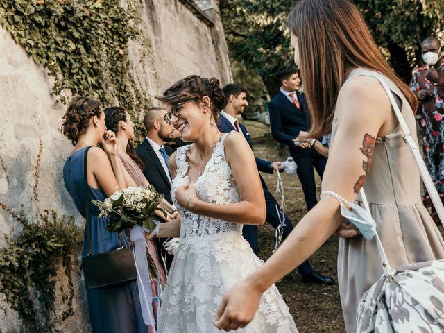 Il matrimonio di Andrea e Myriam a Erba, Como 297
