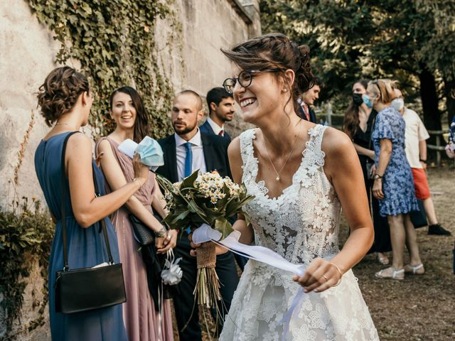 Il matrimonio di Andrea e Myriam a Erba, Como 298