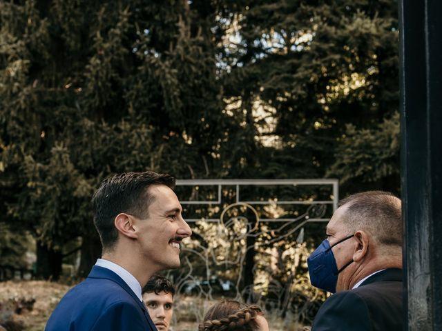 Il matrimonio di Andrea e Myriam a Erba, Como 302