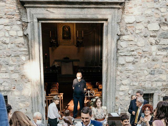 Il matrimonio di Andrea e Myriam a Erba, Como 306