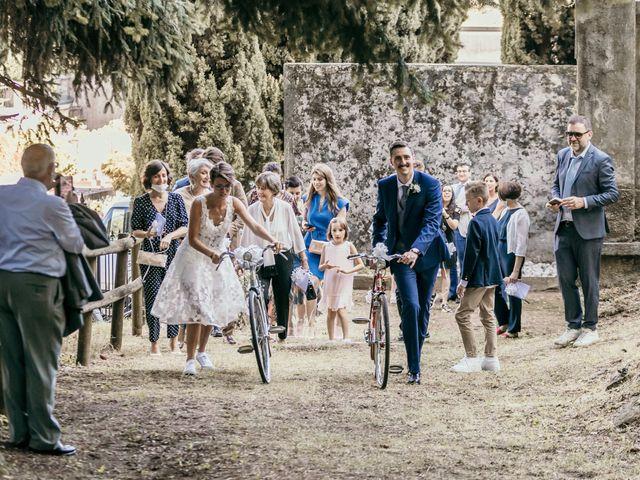 Il matrimonio di Andrea e Myriam a Erba, Como 308