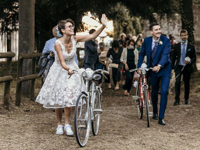 Il matrimonio di Andrea e Myriam a Erba, Como 310
