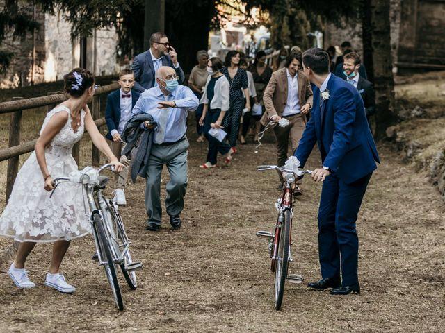 Il matrimonio di Andrea e Myriam a Erba, Como 312