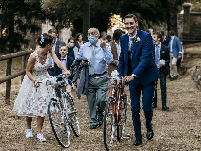 Il matrimonio di Andrea e Myriam a Erba, Como 315