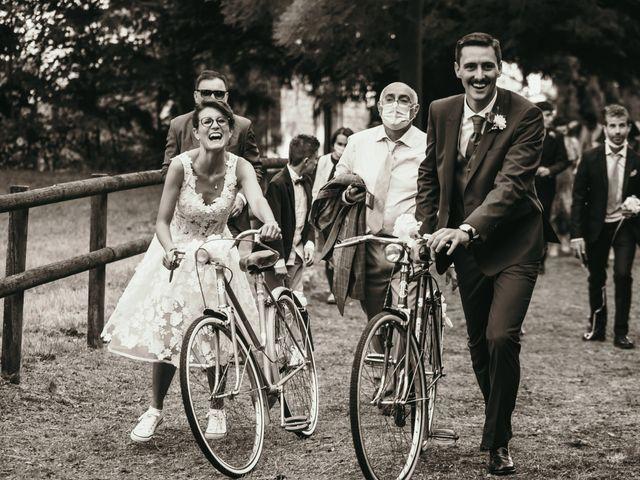 Il matrimonio di Andrea e Myriam a Erba, Como 317