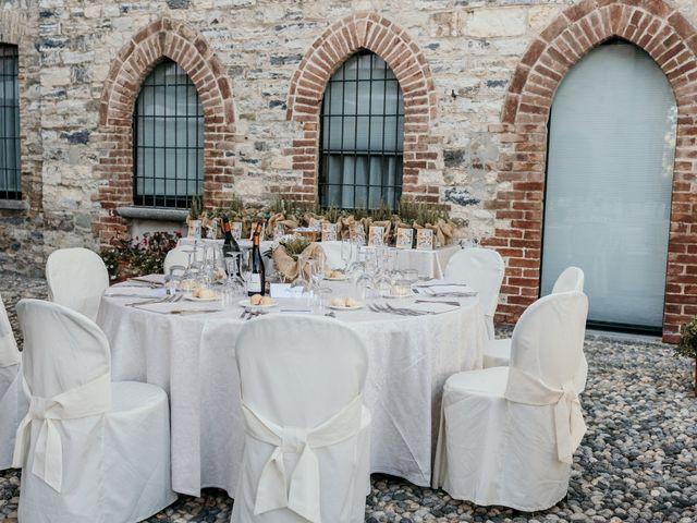 Il matrimonio di Andrea e Myriam a Erba, Como 334
