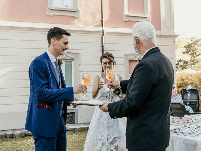 Il matrimonio di Andrea e Myriam a Erba, Como 369