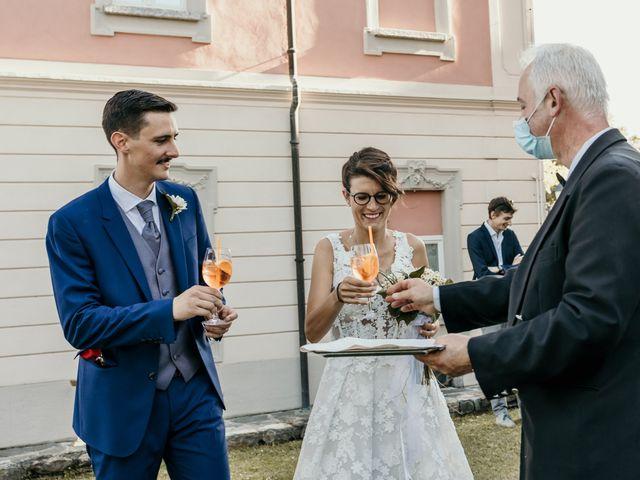 Il matrimonio di Andrea e Myriam a Erba, Como 370