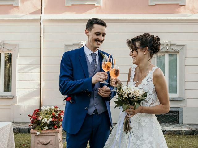 Il matrimonio di Andrea e Myriam a Erba, Como 373