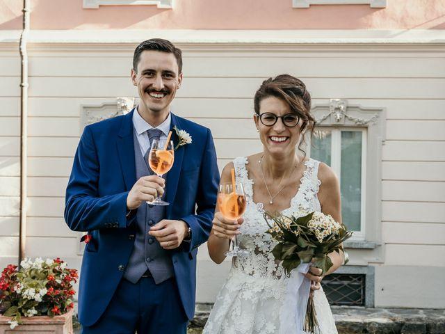 Il matrimonio di Andrea e Myriam a Erba, Como 374