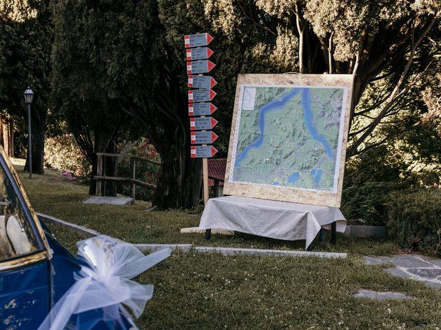 Il matrimonio di Andrea e Myriam a Erba, Como 378