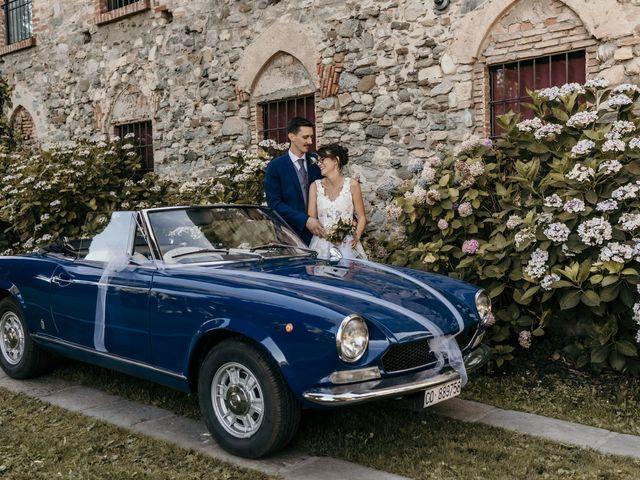 Il matrimonio di Andrea e Myriam a Erba, Como 387