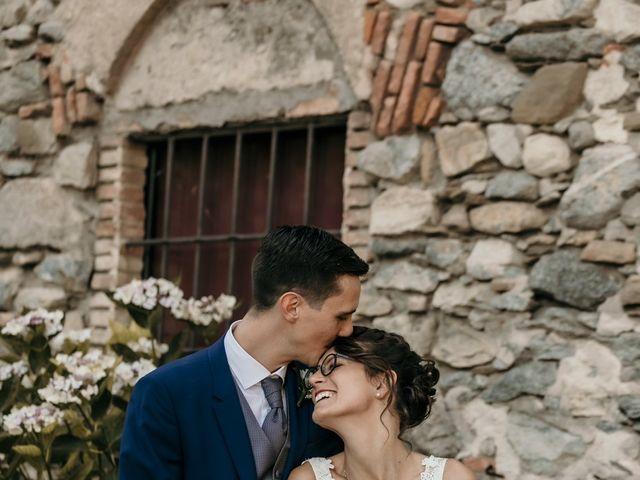 Il matrimonio di Andrea e Myriam a Erba, Como 390
