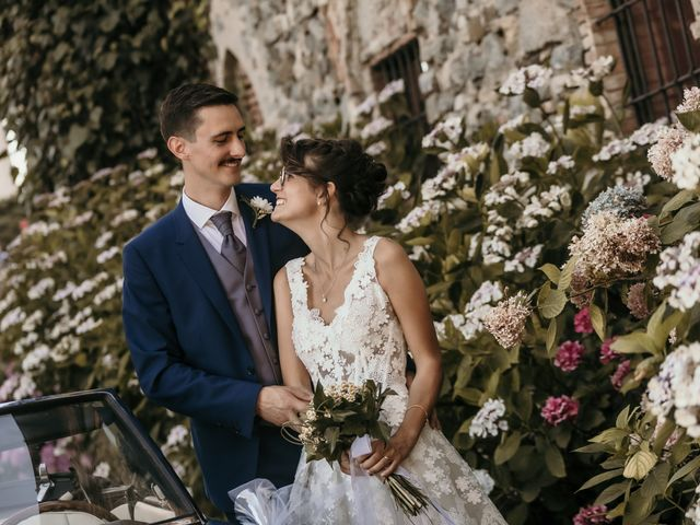 Il matrimonio di Andrea e Myriam a Erba, Como 391