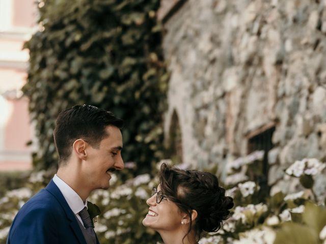 Il matrimonio di Andrea e Myriam a Erba, Como 393