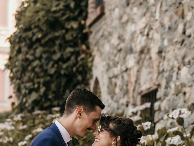 Il matrimonio di Andrea e Myriam a Erba, Como 394