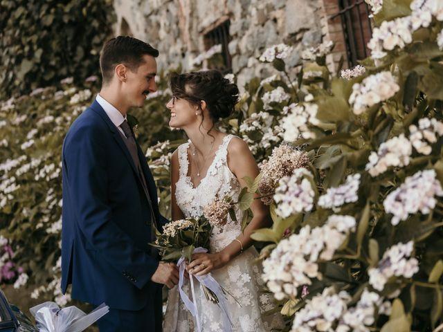 Il matrimonio di Andrea e Myriam a Erba, Como 395