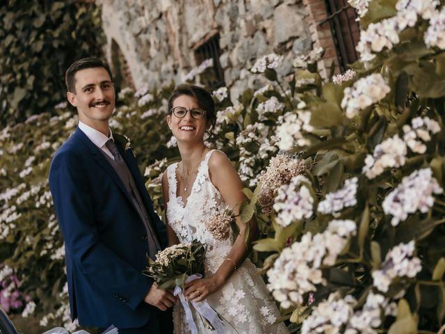 Il matrimonio di Andrea e Myriam a Erba, Como 396