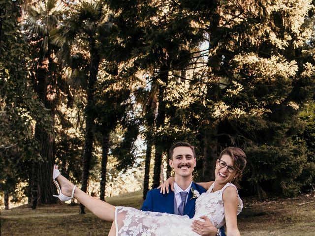 Il matrimonio di Andrea e Myriam a Erba, Como 400