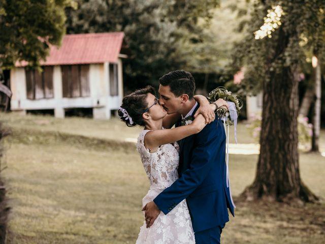 Il matrimonio di Andrea e Myriam a Erba, Como 407