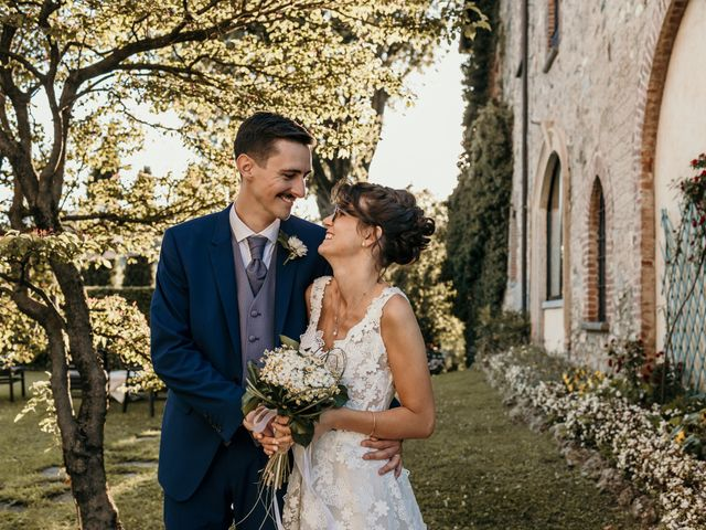 Il matrimonio di Andrea e Myriam a Erba, Como 426