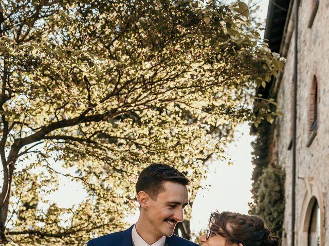 Il matrimonio di Andrea e Myriam a Erba, Como 427