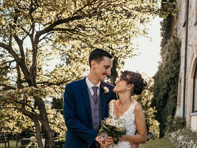 Il matrimonio di Andrea e Myriam a Erba, Como 429