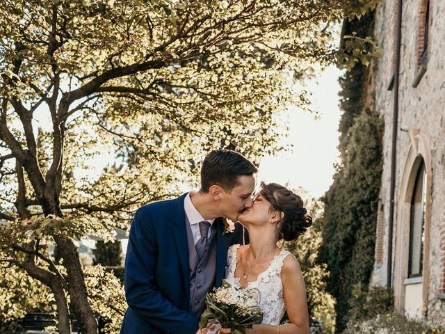 Il matrimonio di Andrea e Myriam a Erba, Como 430