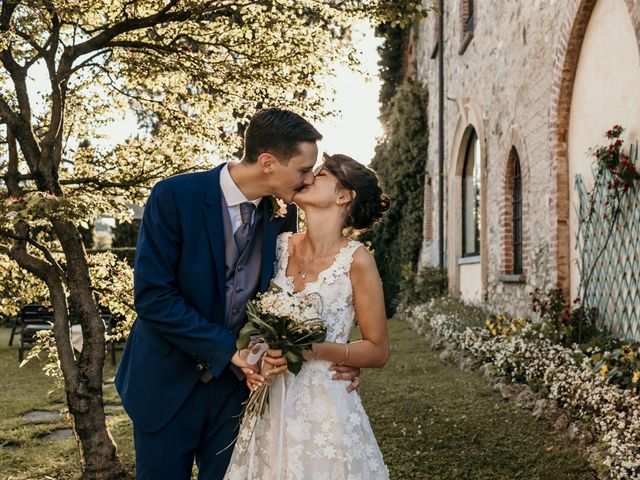 Il matrimonio di Andrea e Myriam a Erba, Como 431