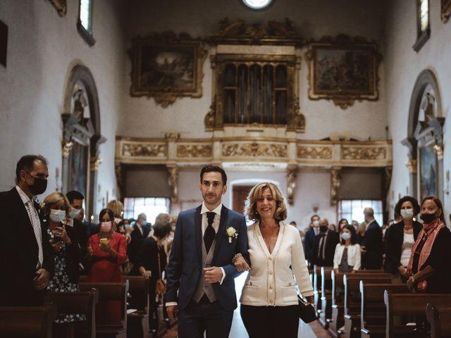 Il matrimonio di Francesco e Cristina a Figline Valdarno, Firenze 9