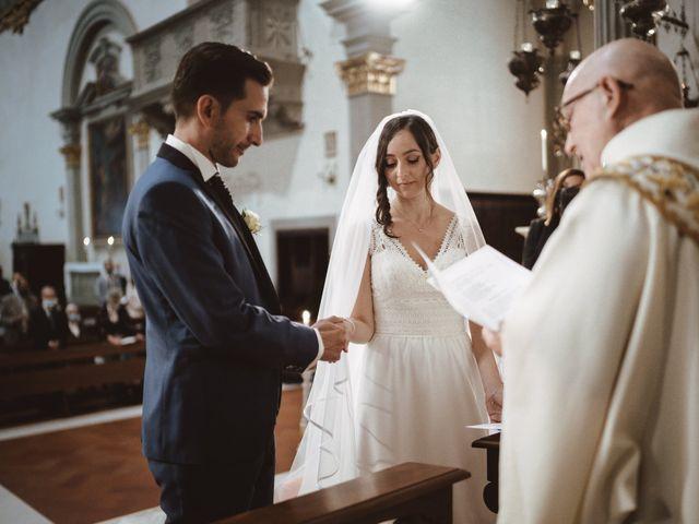 Il matrimonio di Francesco e Cristina a Figline Valdarno, Firenze 12
