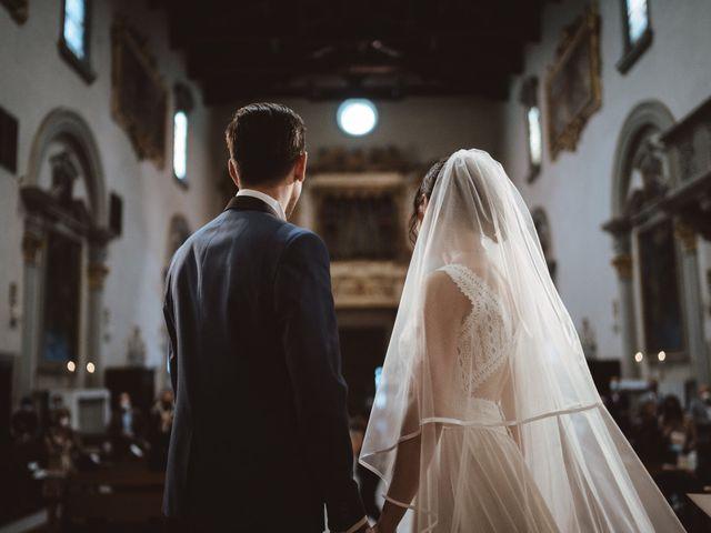 Il matrimonio di Francesco e Cristina a Figline Valdarno, Firenze 1