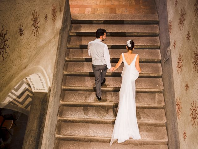 Il matrimonio di Francesco e Sara a Castel San Giovanni, Piacenza 34