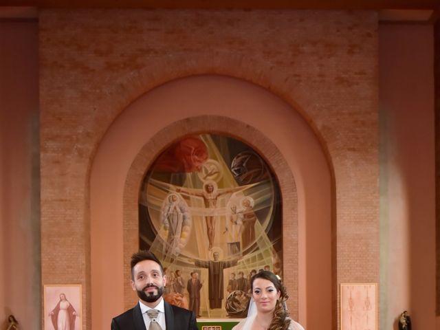 Il matrimonio di Christian e Alessia a Carpi, Modena 7